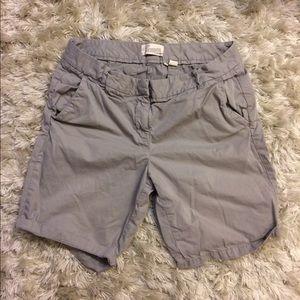 J Crew Bermuda cotton shorts